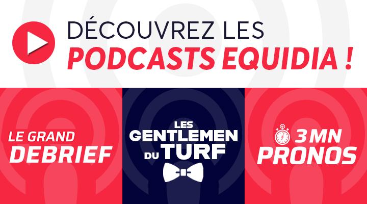 Nouveauté podcast, les gentlemen du turf